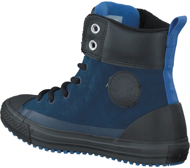 Blauwe CONVERSE Sneakers CTAS ASPHALT BOOT HI  - large