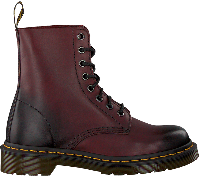 Rode DR MARTENS Veterboots PASCAL - large