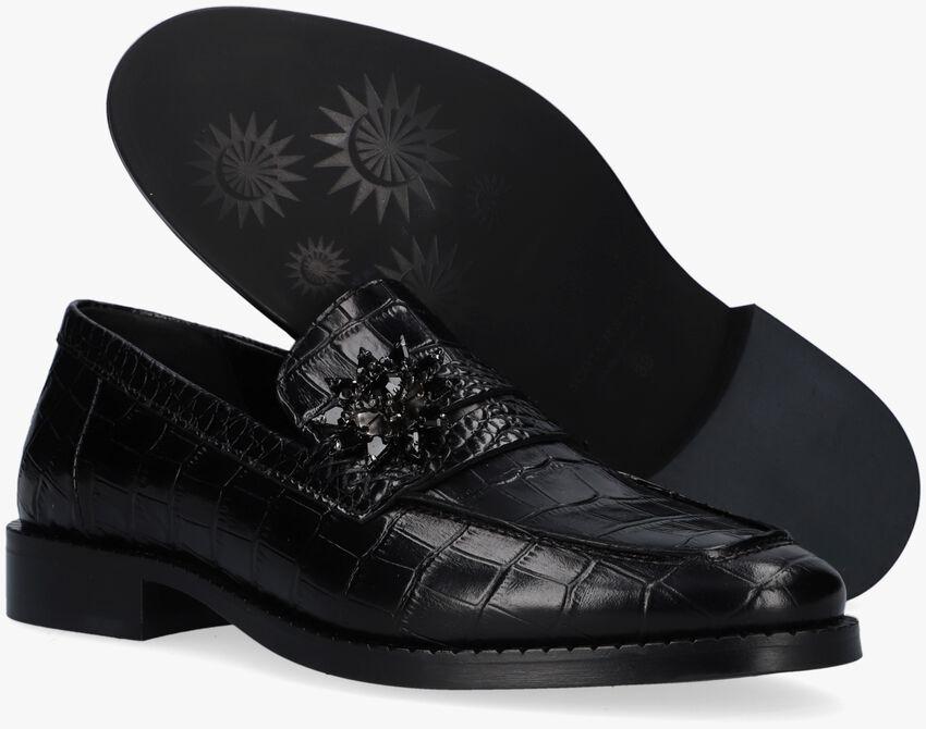 Zwarte SCOTCH & SODA Loafers GINA  - larger