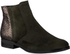 Groene GABOR Chelsea boots 660 - small