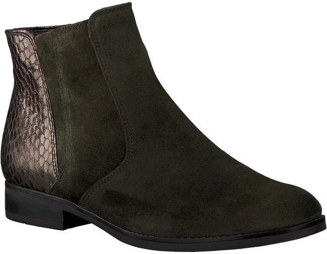 Groene GABOR Chelsea boots 660 - large