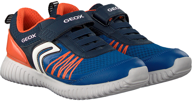 blauwe GEOX Sneakers J826TC  - large
