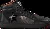 Zwarte DEVELAB Sneakers 41472  - small
