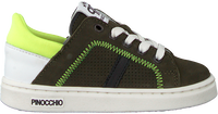 Groene PINOCCHIO Lage sneakers P1232  - medium