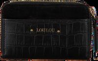 Zwarte LOULOU ESSENTIELS Portemonnee SLB14XS - medium