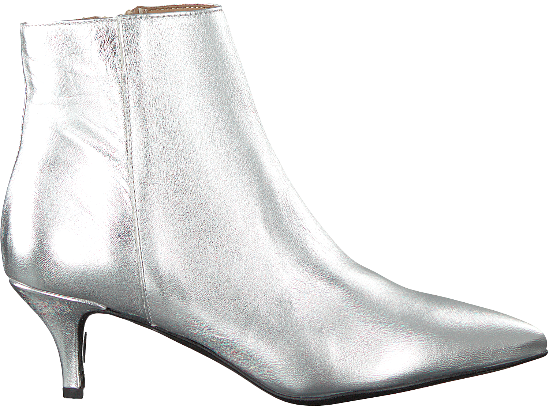 Zilveren OMODA Enkellaarsjes DX32 | Omoda