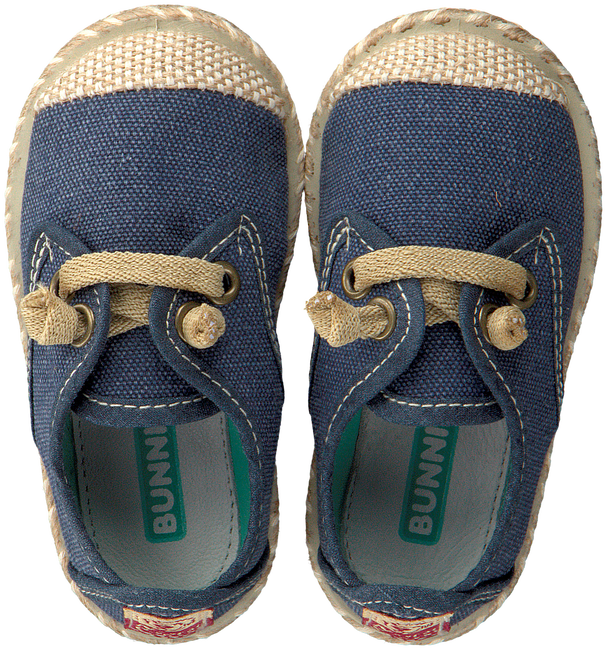 Blauwe BUNNIES JR Sneakers FAY FUN  - large
