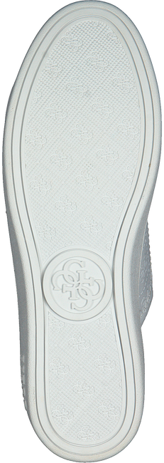 Witte GUESS Sneakers BECKIE  - large