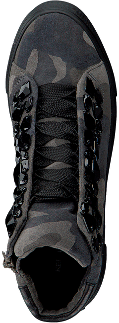 Grijze KENNEL & SCHMENGER Sneakers 20320  - large