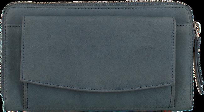 Blauwe BY LOULOU Portemonnee SLB18S - large