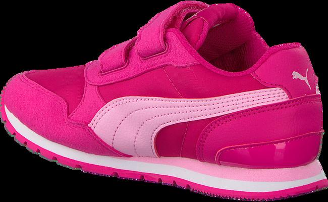 Roze PUMA Sneakers ST RUNNER V2 NL JR  - large