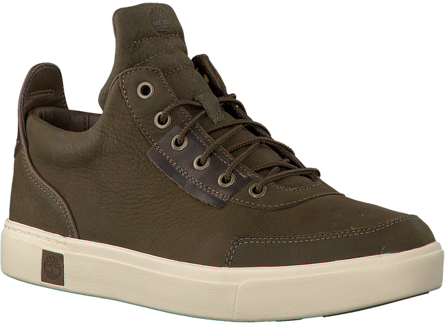 Groene TIMBERLAND Sneakers AMHERST HIGH TOP CHUKKA  - large