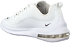 Witte NIKE Sneakers AIR MAX AXIS - small
