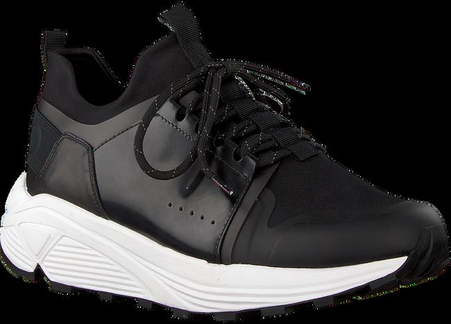 Zwarte HUGO Sneakers HORIZON RUNN  - large