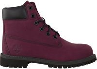 Paarse TIMBERLAND Enkelboots 6IN PRM WP BOOT KIDS  - medium
