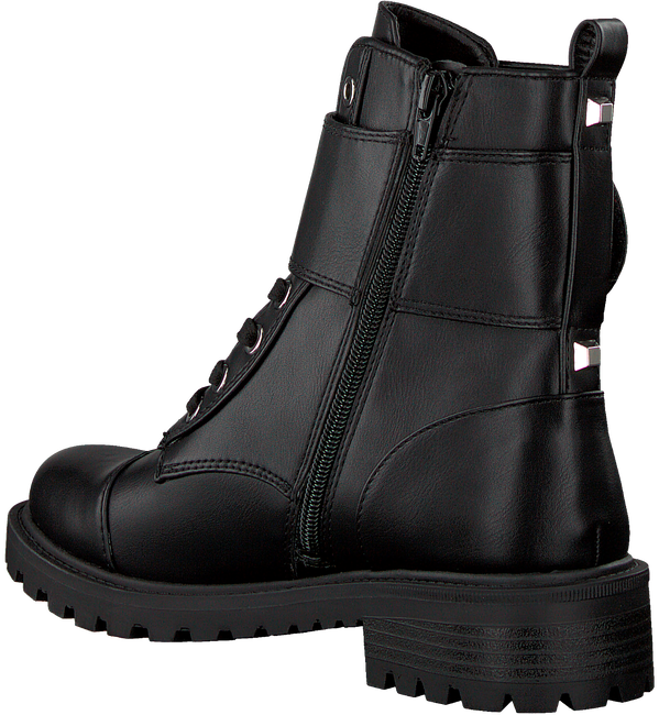 Zwarte GUESS Veterboots HEATHIRA  - large
