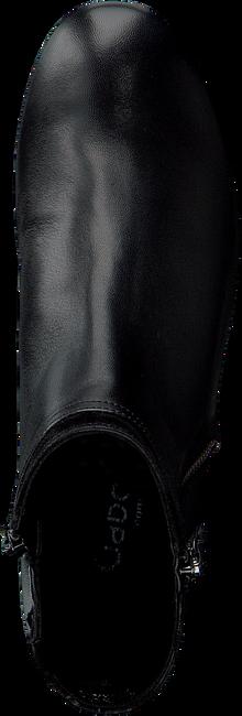 Zwarte GABOR Enkellaarsjes 718  - large