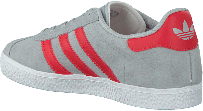 Grijze ADIDAS Sneakers GAZELLE KIDS  - large