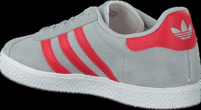 Grijze ADIDAS Sneakers GAZELLE KIDS  - large