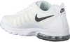Witte NIKE Sneakers AIR MAX INVIGOR MEN  - small