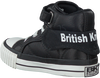 Zwarte BRITISH KNIGHTS Sneakers ROCO - small