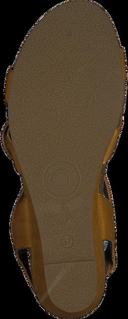 Gele CA'SHOTT Sandalen 15040 - large