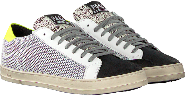 Witte P448 Sneakers E8JOHN MEN - large