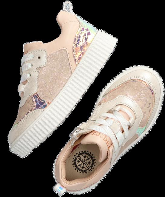 Roze BRAQEEZ Lage sneakers PAI PARIS  - large