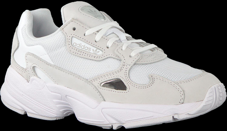 7b27b5cbbbe Witte ADIDAS Sneakers FALCON WMN. ADIDAS. Previous