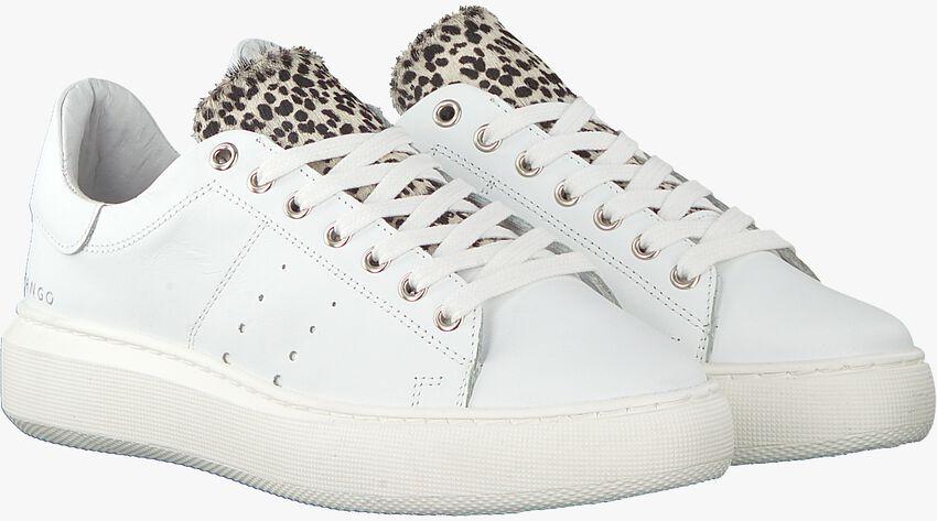 Witte TANGO Sneakers INGEBORG  - larger