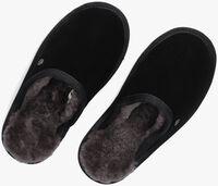 Zwarte WARMBAT Pantoffels CLASSIC KIDS  - medium