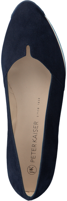 Blauwe PETER KAISER Instappers VALERA  - large