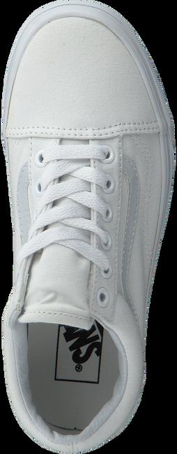 Witte VANS Sneakers OLD SKOOL WMN Omoda.nl