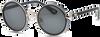 Zwarte IKKI Zonnebril JINX - small