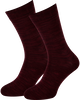 Rode MARCMARCS Sokken RED ROME COTTON - small
