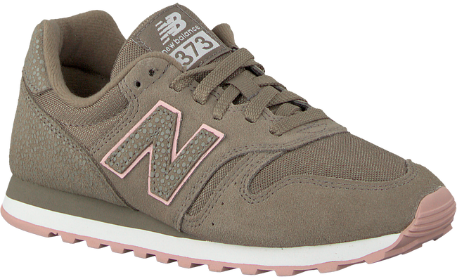 Groene NEW BALANCE Sneakers WL373 DAMES - large