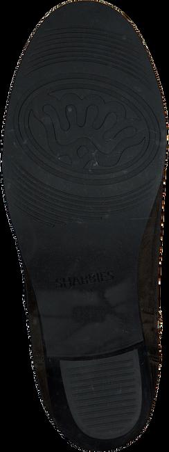 Groene SHABBIES Enkellaarsjes 182020047  - large