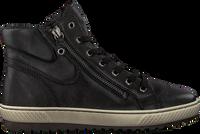 Zwarte GABOR Hoge sneaker 754  - medium