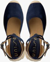 Blauwe UNISA Espadrilles CAUDE  - medium