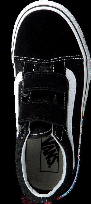 Zwarte VANS Sneakers UY OLD SKOOL BLACK/TRUE WHITE  - large