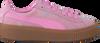Roze PUMA Sneakers SUEDE PLATFORM JR  - small
