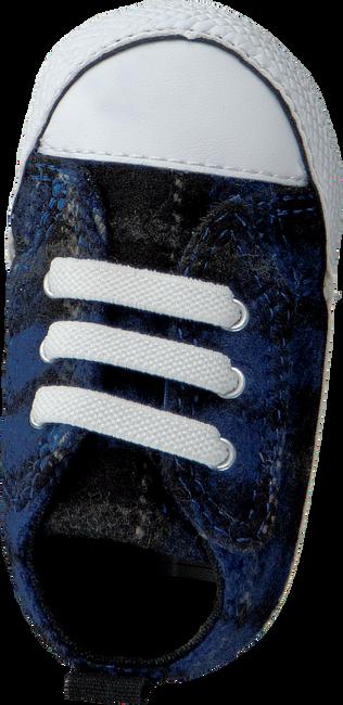 Blauwe CONVERSE Babyschoenen CHUCK TAYLOR F.S.EASY SLIP  - large