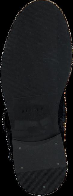 Zwarte NUBIKK Bikerboots SIA BUCKLE - large