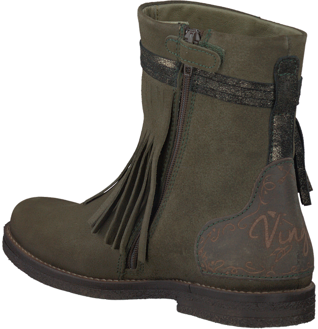 Groene VINGINO Lange laarzen SHARON  - large