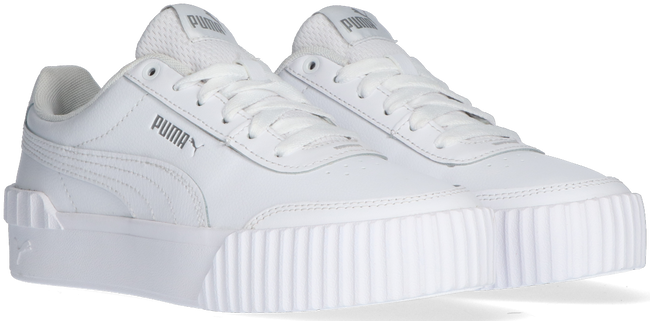 Witte PUMA Lage sneakers CARINA LIFT TW  - large