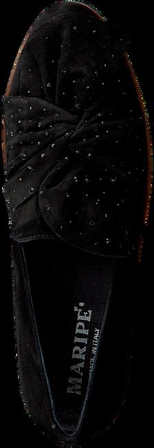 Zwarte MARIPE Instappers 25052  - large