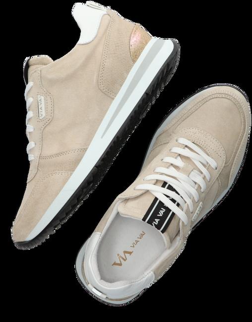 Beige VIA VAI Lage sneakers NORA SAM  - large