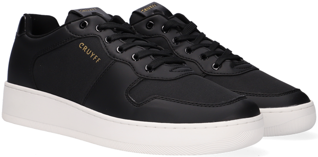 Zwarte CRUYFF CLASSICS Lage sneakers INDOOR ROYAL  - large