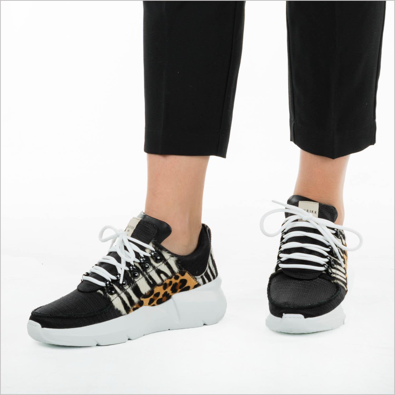 Zwarte NUBIKK Sneakers LUCY ROYAL | Omoda