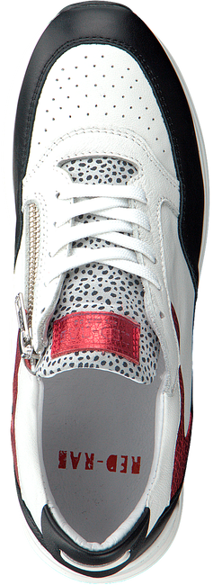 Witte RED RAG Sneakers 76580  - large